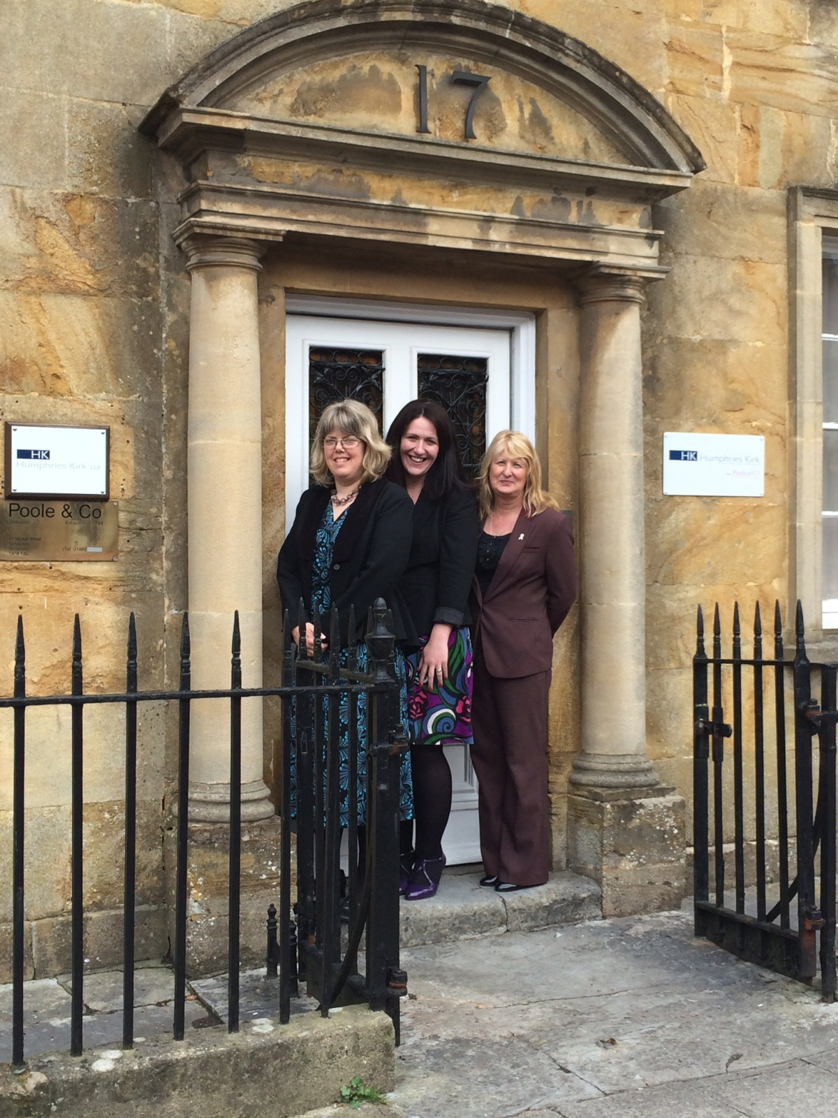 New faces for Crewkerne solicitors