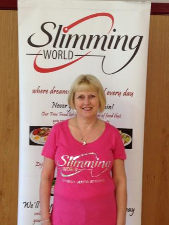Superslimming woman notches up 20 years work inspiring others
