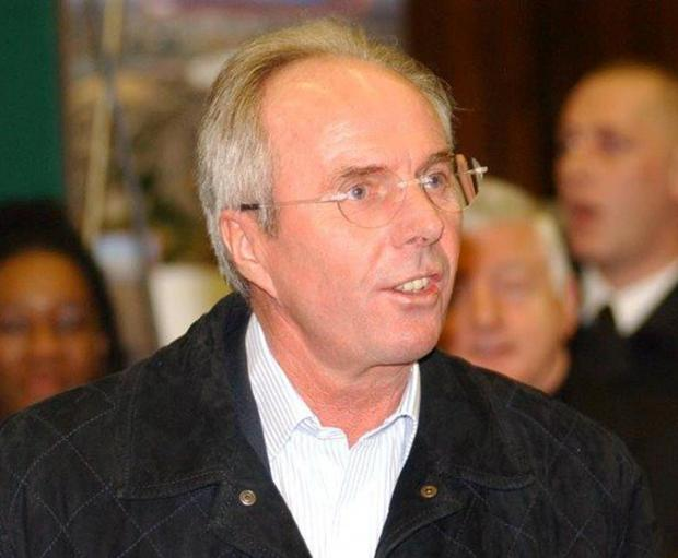 Sven-Goran Eriksson led England to the quarter-finals in 2002 and 2006