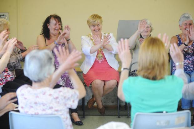 Carers Week in Chard proves a