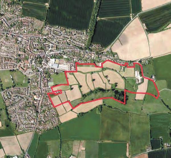 Ilminster's 330-homes plan put on hold at public meeting