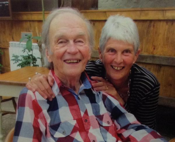 Chard couple celebrate golden wedding anniversary today