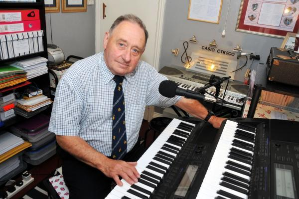 Yeovil Express: Chard music man writes almost 600 songs