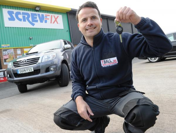 Yeovil traders can enter Screwfix competition