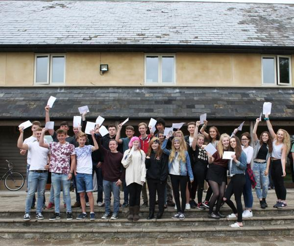 Chilton Cantelo School celebrate GCSE success