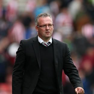 Paul Lambert saw his side continue their im
