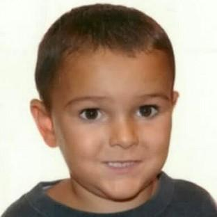 Ashya King has a brain tumour