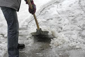 Icy pavements a greater concern than speeding motorists for elderly road users