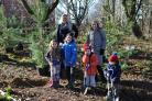Trees boost for play area priject in Yeovil