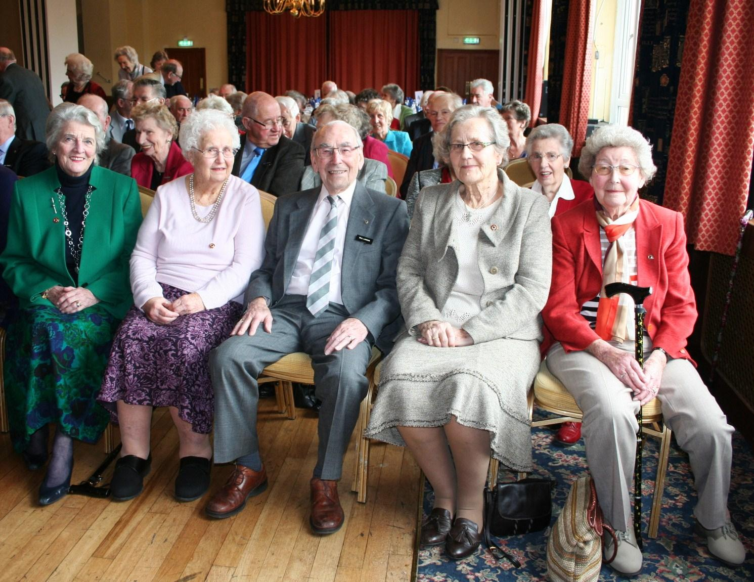 Mynster Probus Club report