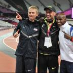 Yeovil Express: UK Anti-Doping is investigating the doping allegations surrounding Alberto Salazar, centre