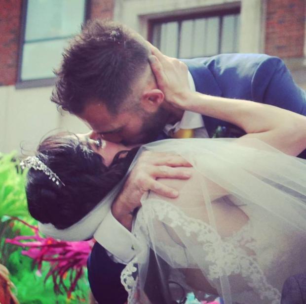Yeovil registry office wedding