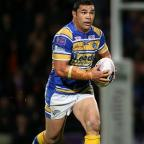 Yeovil Express: Kylie Leuluai will end his Leeds career on Saturday