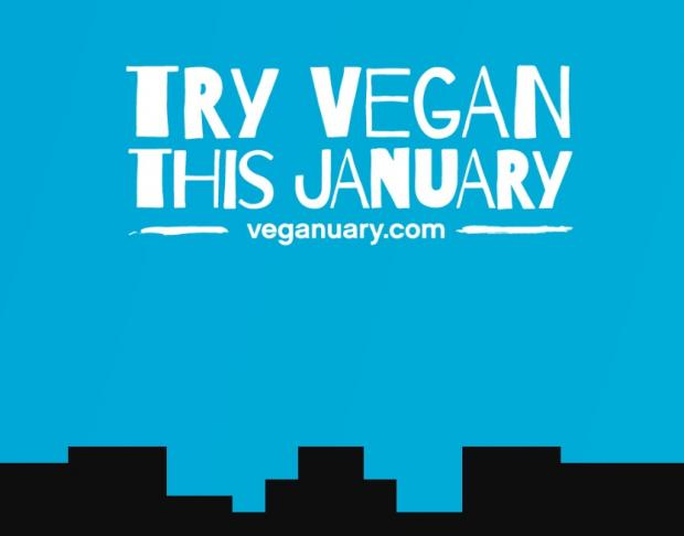 Yeovil Express: The Veganuary charity, which encourages people to switch to a diet which features no animal products