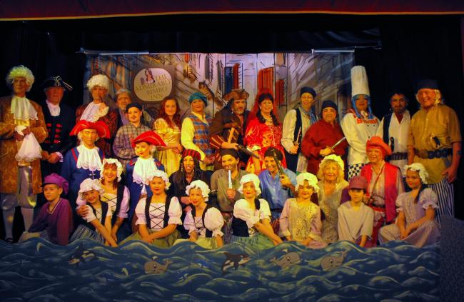 REVIEW: Cloverleaf Productions performance of Treasure Island, which is being performed in Combe St Nicholas had a great review from Nathan Smale