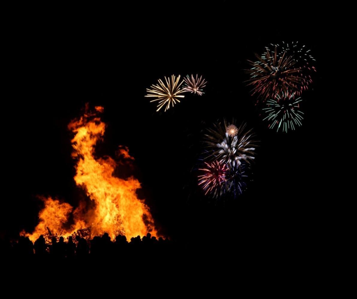 Crewkerne Bonfire and Fireworks