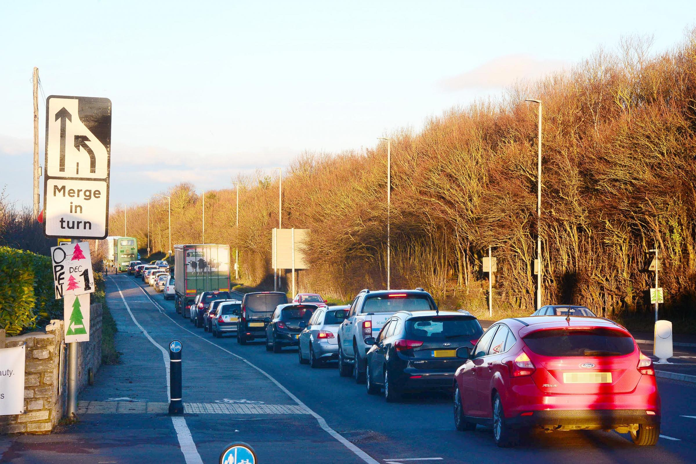 TRANSPORT PORTAL: The project is among solutions proposed to cut traffic congestion in Somerset