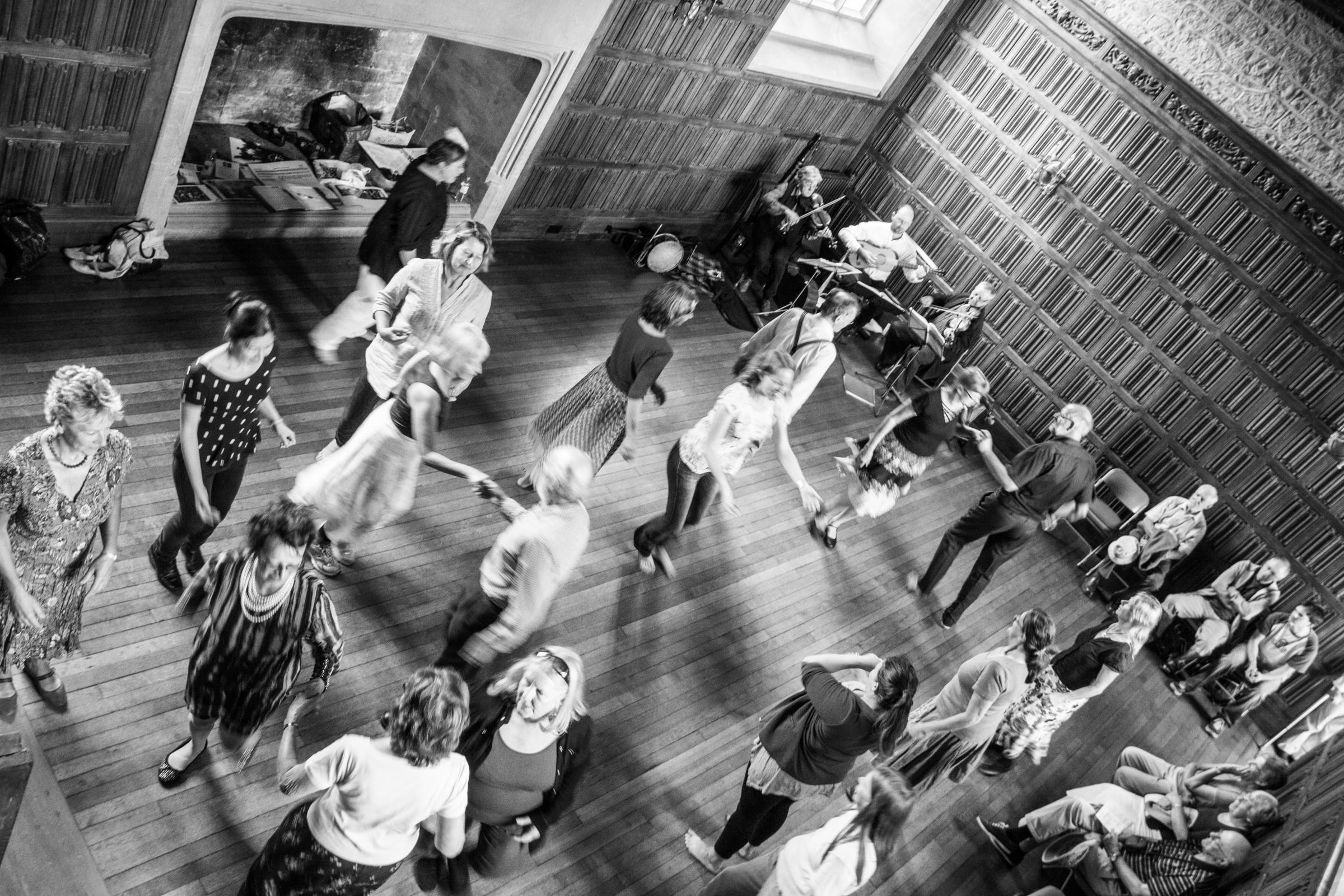 Historical music and dance workshops