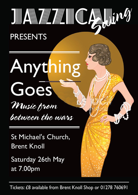 Jazzical Swing presents Anything Goes