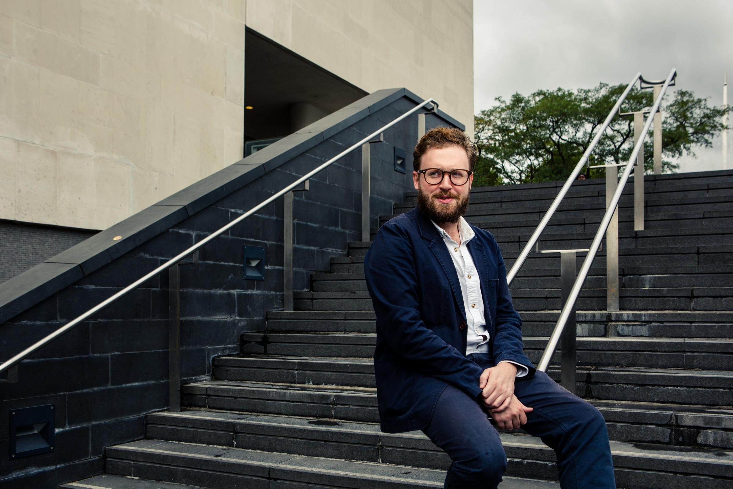 The Big Interview with Comedian John Kearns