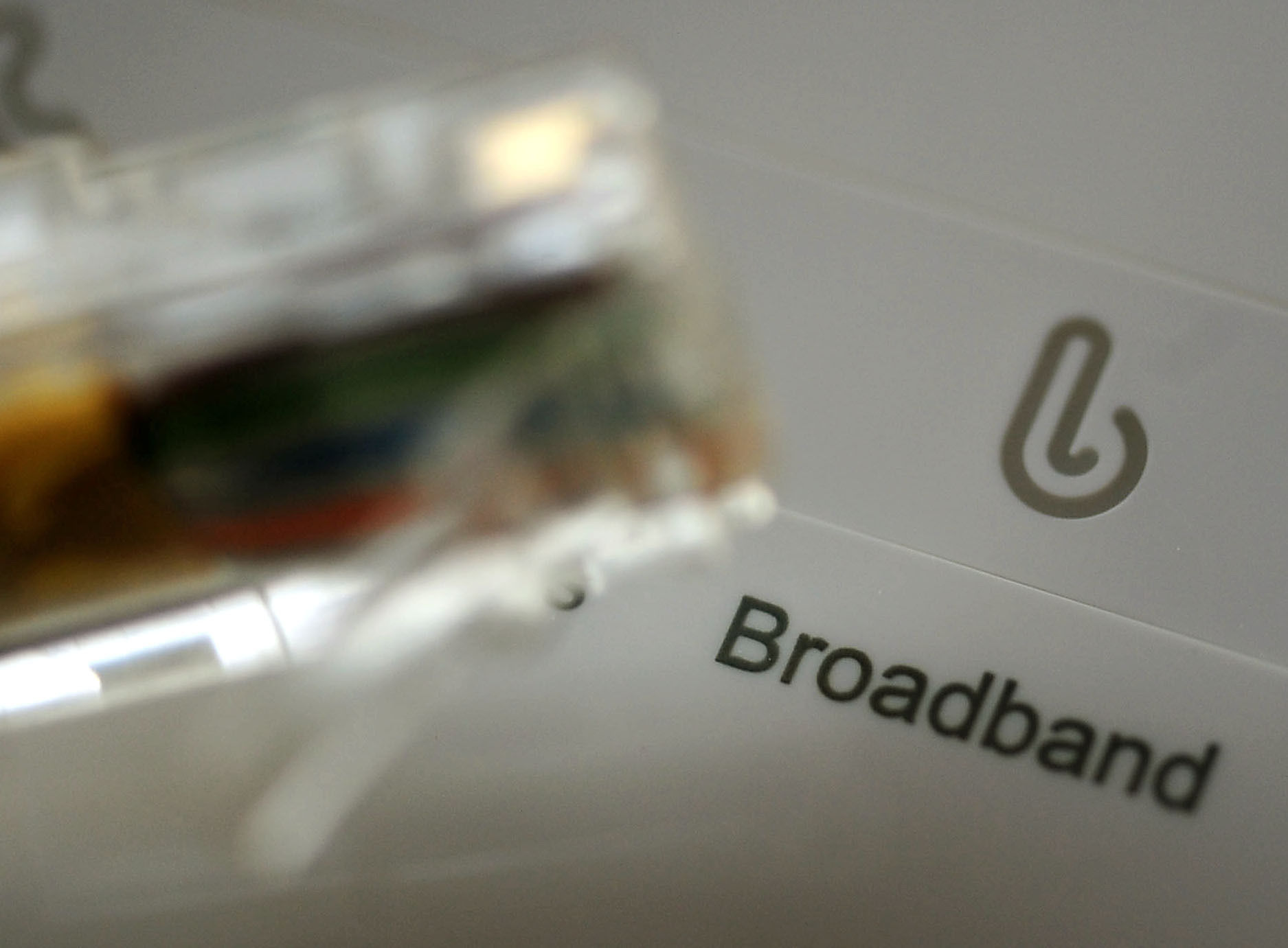 CONCERNS: Over actual broadband speeds. PICTURE: Rui Vieira/PA Wire