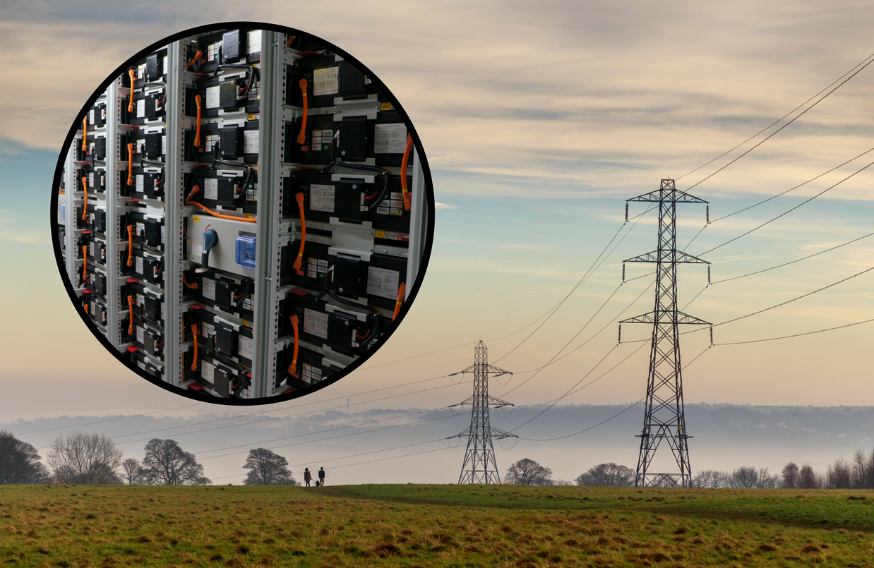 Massive battery site to store power for 30,000 homes in South Somerset