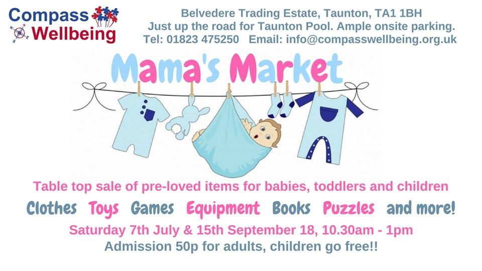 Mama's Market at Compass Wellbeing