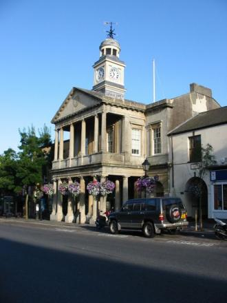 SATURDAY: Outdoor market at Chard Guildhall