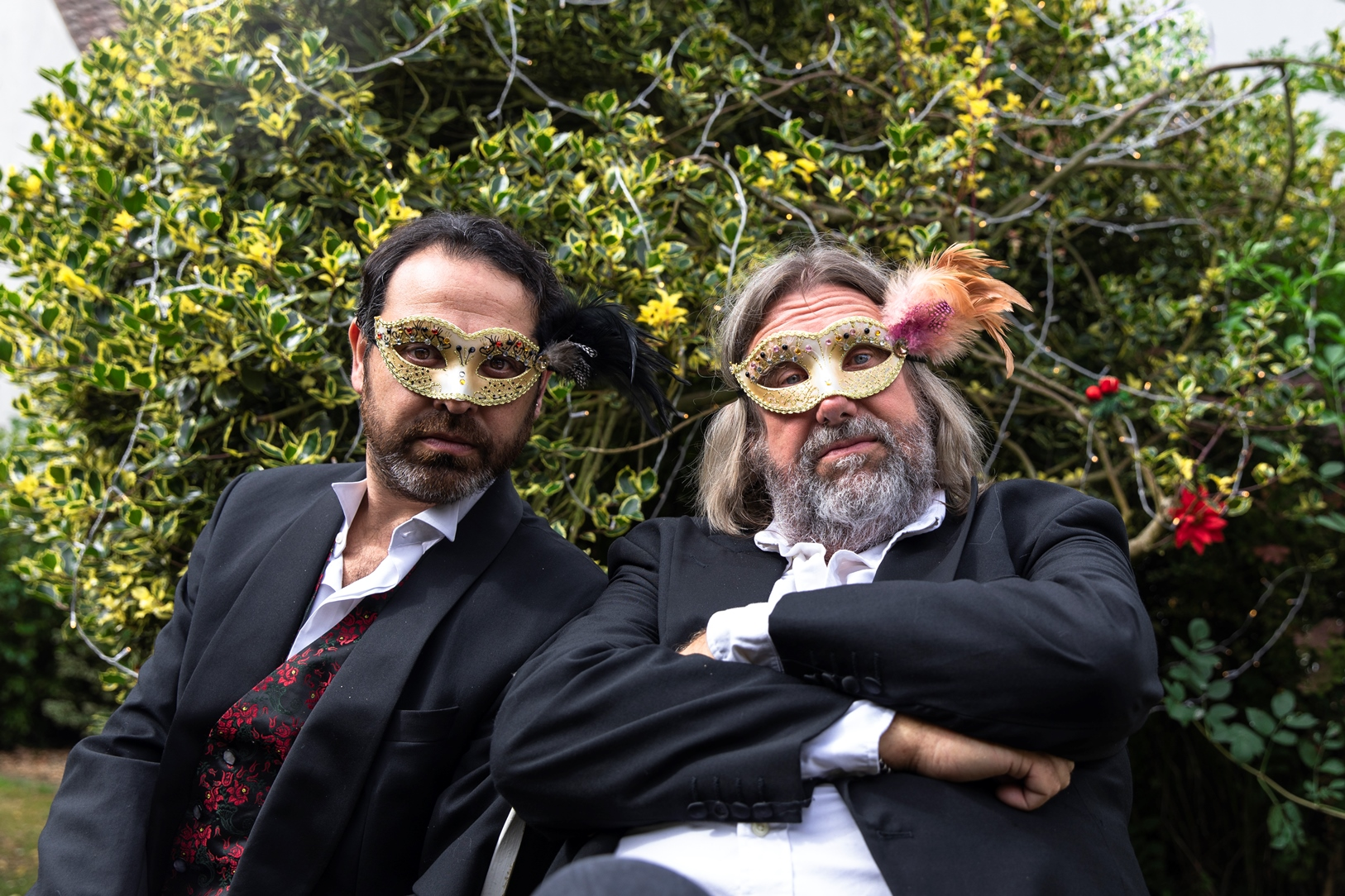 Belshazzar's Feast 'Two Wise Men;' Tour at The David Hall South Petherton