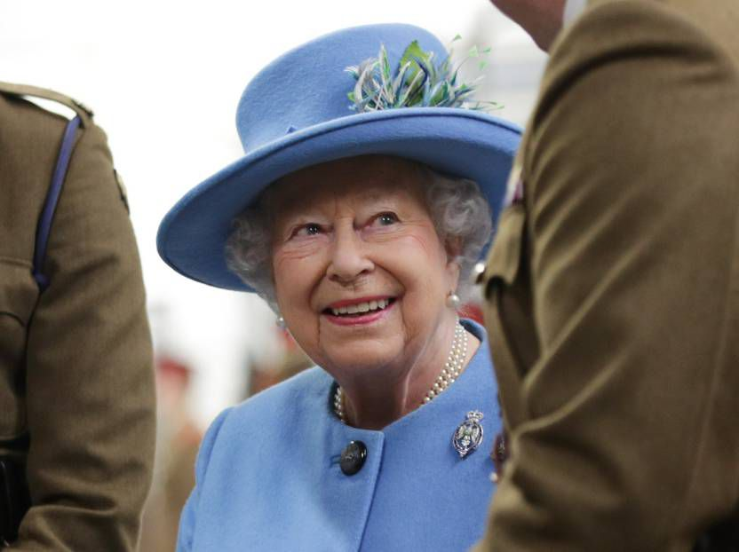 ROYAL VISIT: The Queen is visiting Somerset today