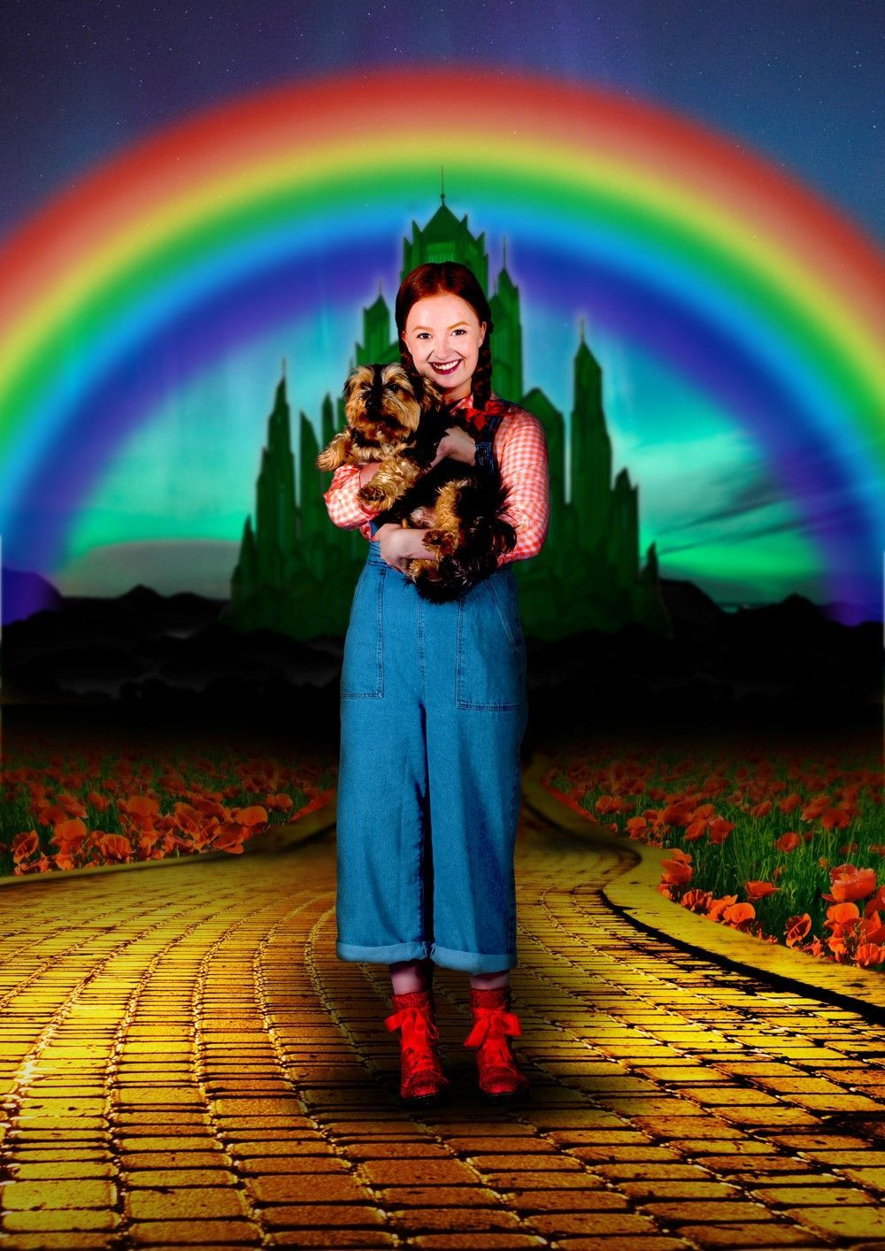 Wizard of Oz at the Brewhouse Theatre in Taunton