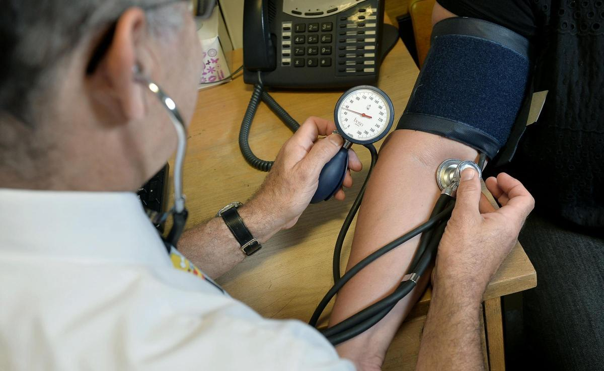 MEDICATION: The drug is used to control high blood pressure in patients