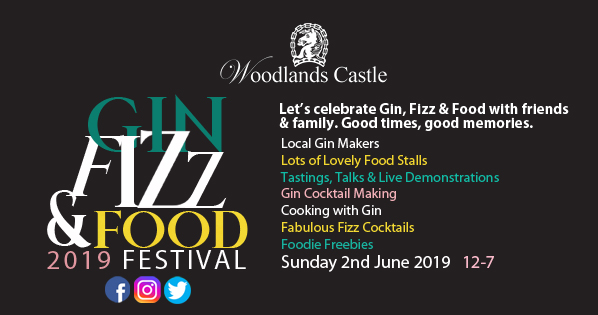 Gin, Fizz and Food Festival 2019