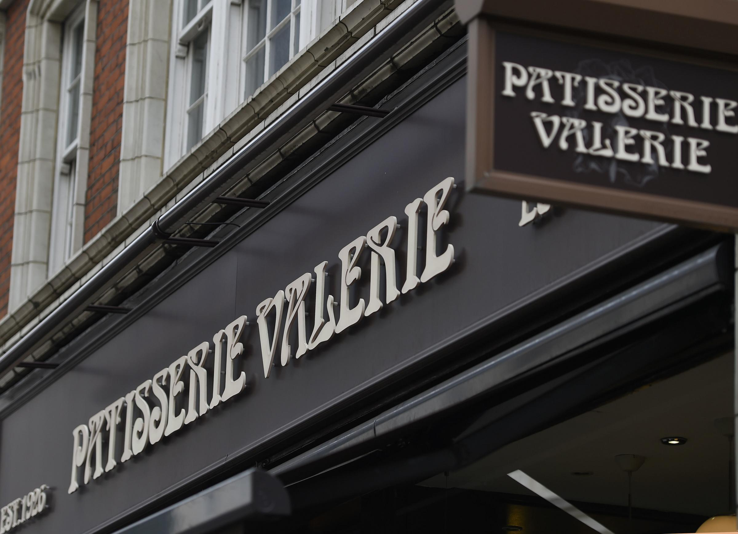 TROUBLES: Patisserie Valerie has collapsed into administration. Picture - PA