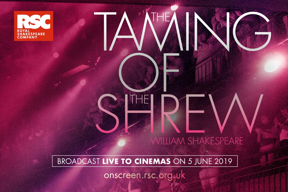 RSC Live: The Taming of the Shrew (screening)