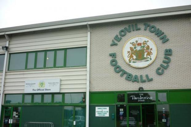 ABANDONED: Yeovil Town's FA Cup tie at Haringey Borough was abandoned after reports of objects being thrown and racial abuse from the away end