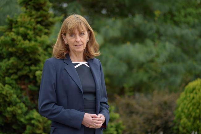 STEPPING DOWN: Avon and Somerset Police and Crime Commissioner Sue Mountstevens