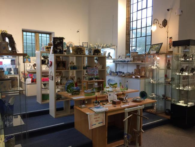 LOCAL MAKERS: See the talented creators at Ilminster Arts Centre