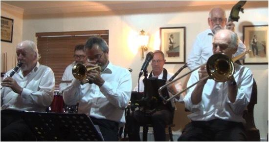 JAZZ BAND: Mangnolia to play at Ilminster Arts Centre on May 10