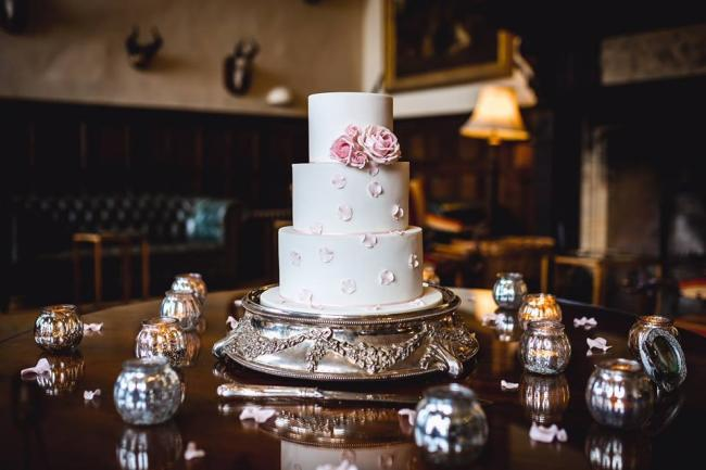 DELICIOUS: Bea Higginson created her own business, The Silver Cake